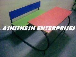 2 Seater Student Desk