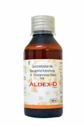 Aldex D Cough Syrup