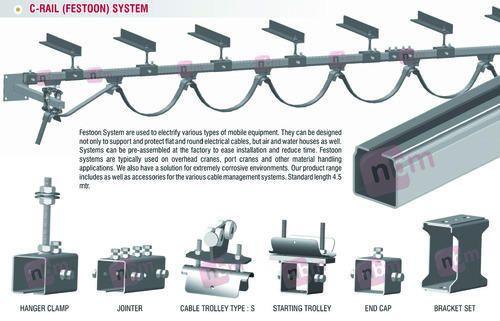 C-Rail Festoon System