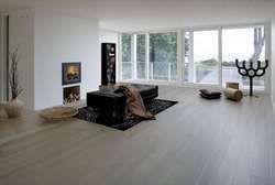 Oak Natural Pearl Wooden Flooring