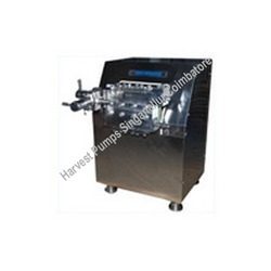 High Pressure Ice Cream Homogenizer