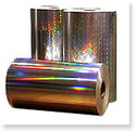 Plastic Film-Holographic Film