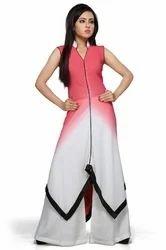 Designer Kaftan Style Designer Long Ladies Kurti