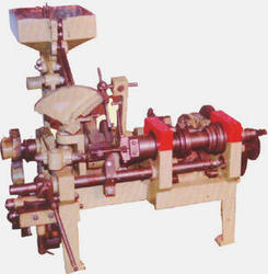Automatic Wood Screw Thread Cutting Machine
