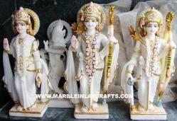 Marble Ram Parivar Murti