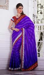 Delight Party Wear Designer Sarees