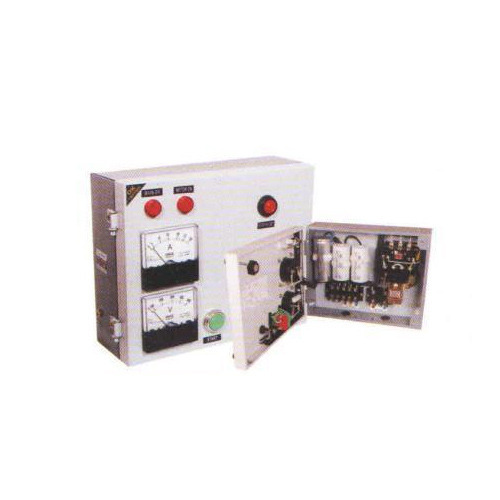 Motor Control Panels Single Phase Motor Control Panel
