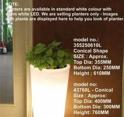 Illuminative Planters