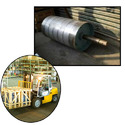 Permanent Magnetic Pulley for Material Handling Industry