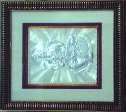 Laxmi Silver Frame