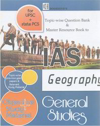 IAS Geography General Studies