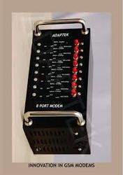 Bulk SMS 8 Port Pool Modem