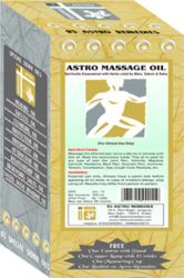 Astro Massage Oil