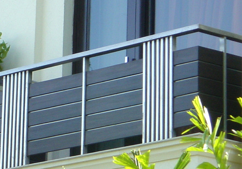Balcony Guardrail Balcony Guardrails Manufacturer from