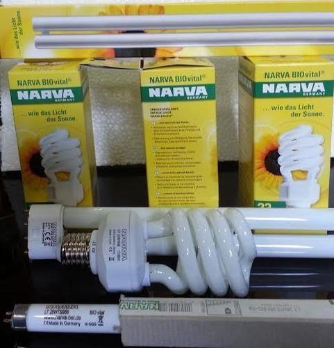 Full Spectrum Light - Narva Bio Vital