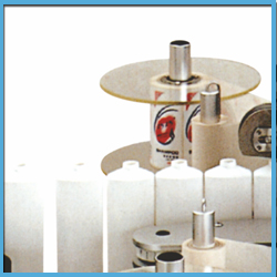 Automatic Self Adhesive Sticker Labelling Machinery for Two Side Labelling