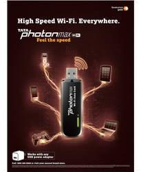 Tata Photon Max Wifi