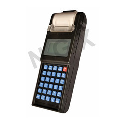 handheld ticketing machine