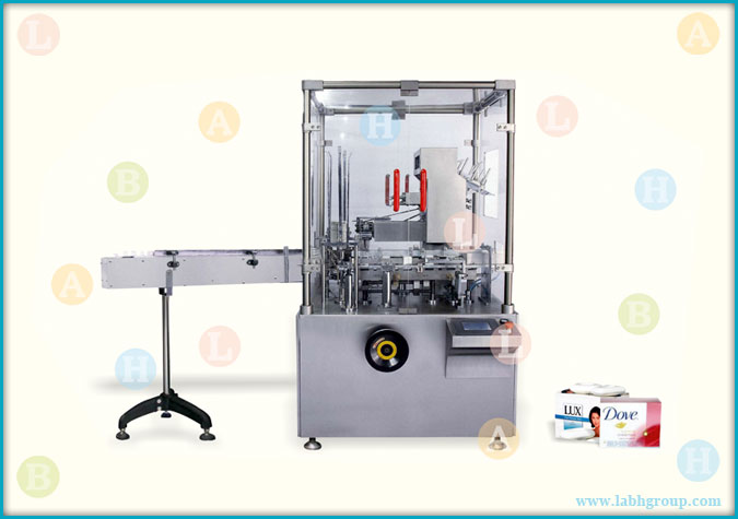 Automatic Folding Carton Packaging Machine for Soap