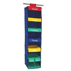 kids storage rack