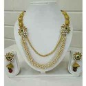 Gold Beaded Exclusive Set