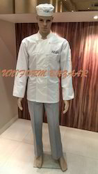 High Quality Chef Uniforms - CU-33