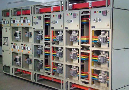 Electric Panel Motor Control Centre Mcc Panel