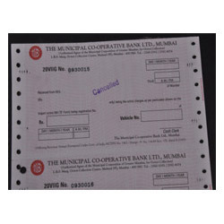 toll receipts printing service toll receipt book printing service