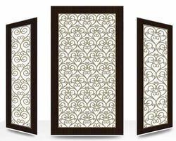 Door Metal Embellishments