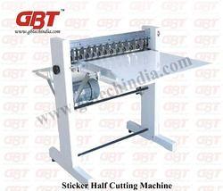 Sticker Half Cutting Machine 24