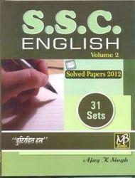 S S C English Volume 2