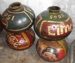 Iron Painted Pot