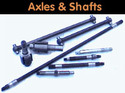 Axles And Shafts
