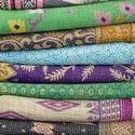 Vintage Handmade Jaipuri Quilt