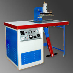 Seat Cover Embossing Machine