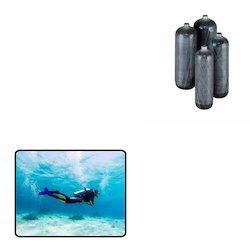 Scuba Diving Cylinder for Scuba Diver