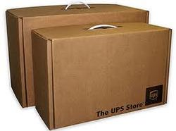 Corrugated Packaging Boxes with Handle