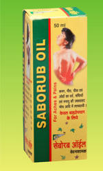 saborub oil