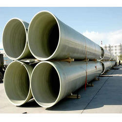 Weather Resistant  FRP Pipe