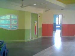 Contractor for School Interior Work