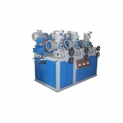 Three Head Pipe And Tube Polishing Machine