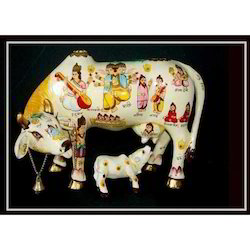 Goddess Cow Statues