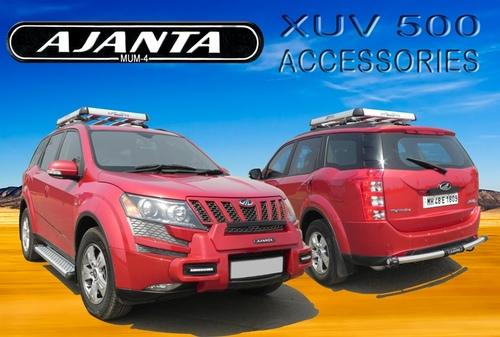 XUV 500 Accessories Car Front Guard