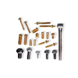 Industrial Brass Screws