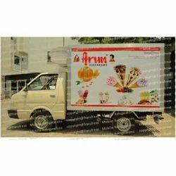 Ice Cream Refrigerated Truck
