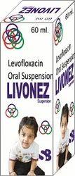 Levofloxacin Oral Suspension