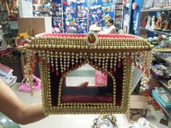 Dolly Type Saree Packaging