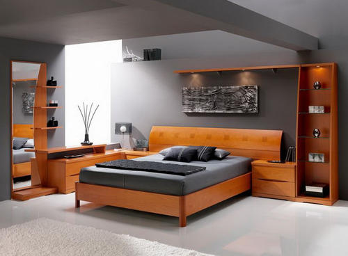Creative Wooden Bed