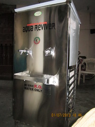 R.o. Built In Coolers Stainless Steel Body