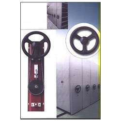 Compactor Drive Panel
